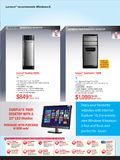 Lenovo desktop PC - page 1