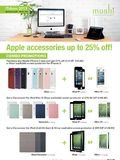 Moshi Apple accessories