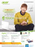 Acer notebooks - page 1