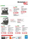 Lenovo notebooks - page 5