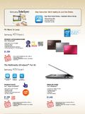 Samsung Notebooks - page 4