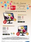 Samsung Monitors - page 1