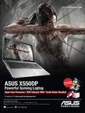ASUS X550DP Gaming Notebook