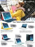 Logitech iPad Keyboard Covers