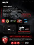 MSI gaming AIO PC - page 2