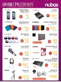 Nubox Accessories - Page 1