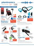 Plantronics Bluetooth Mobile Headsets - Page 1