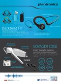 Plantronics Bluetooth Mobile Headsets - Page 2