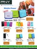 PNY Powerbanks