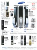 Samsung Door Locks - Page 1