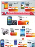 Samsung Phones & Cameras
