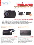 Thinkware car video recorders - page 1