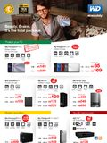 WD Portable & Desktop HDDs
