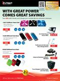 iSmart power banks