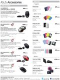 ASUS input devices + mobile accessories