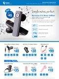 iTech Bluetooth headsets