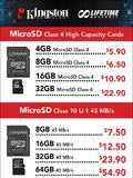 Kingston flash memory cards - page 2