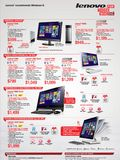 Lenovo desktops and AIO PCs - page 2