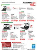 Lenovo notebooks - page 7