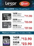 Lexar flash memory cards - page 3