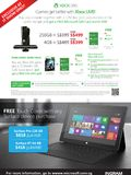 Microsoft Xbox, Surface Pro & Surface RT deals