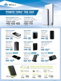 Mili power banks