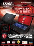 MSI notebooks - page 1