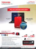 Toshiba external drives - page 1