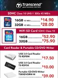 Transcend flash memory cards - page 2