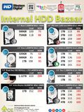 WD Internal HDDs