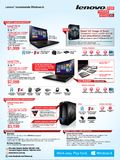 Lenovo Gaming Notebooks & PCs