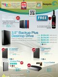 Seagate external HDD - page 1