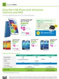 StarHub Business Mobile - Page 1