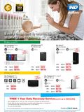 WD Desktop & Portable Storage - page 1