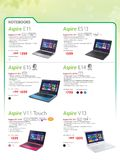 Acer Aspire Notebooks - Page 2