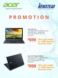 Newstead - Acer Notebooks - Page 9