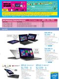 Dell XPS Notebooks