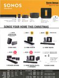 Sonos speakers - page 1