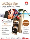 Huawei smartphones - page 1
