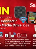 SanDisk Connect Lucky Draw