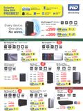 WD portable drives