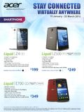 Acer Mobile Phones