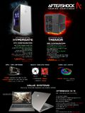 Aftershock M-15 & Desktops