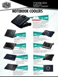 Cooler Master Notebook Coolers