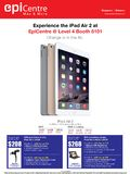 EpiCentre - iPad Air 2