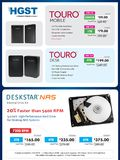 HGST Touro Mobile HDD
