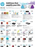 HP PC Accessories - Page 1