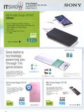 Sony Powerbanks