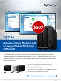 Synology - DS214+