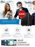 Synology - DS214